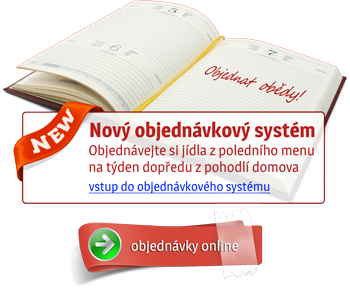 Nový objednávkový systém
